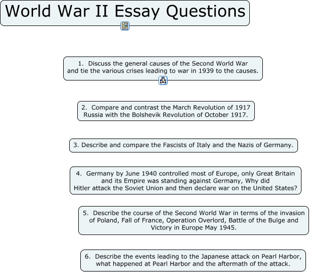 ap us world war ii essay questions