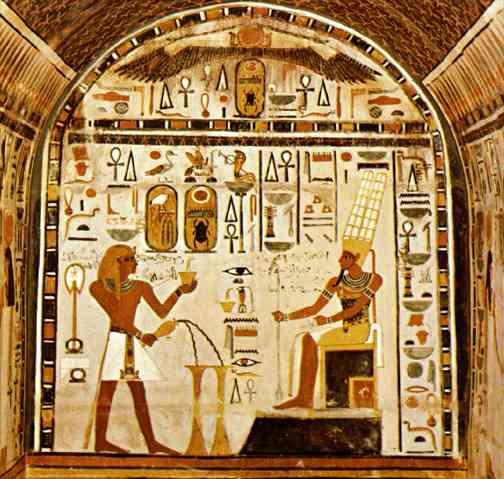Ihmc public cmaps 2 for Mural egipcio