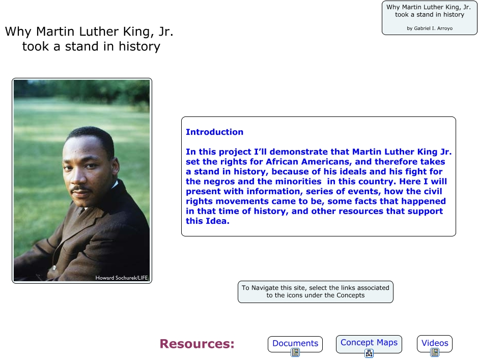 martin luther king 10 essay You are welcome to read our martin luther king essay one thing that made martin luther a renowned figure in the history of humanity is the actua.