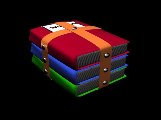 Архиватор RAR является самой распространенной программой после