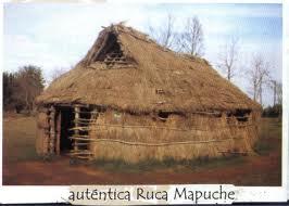 Mapuches - Distintos tipos de casas ...
