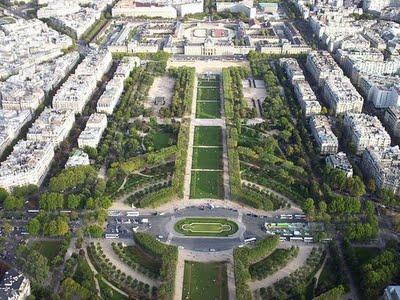 Paris for Jardines eliseos