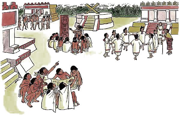 economia epoca prehispanica Taringa ciencia y educación epoca prehispanica mexico, cultura azteca fuentes de información - epoca prehispanica mexico, cultura azteca.