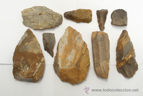 La prehistoria - Herramientas para piedra ...